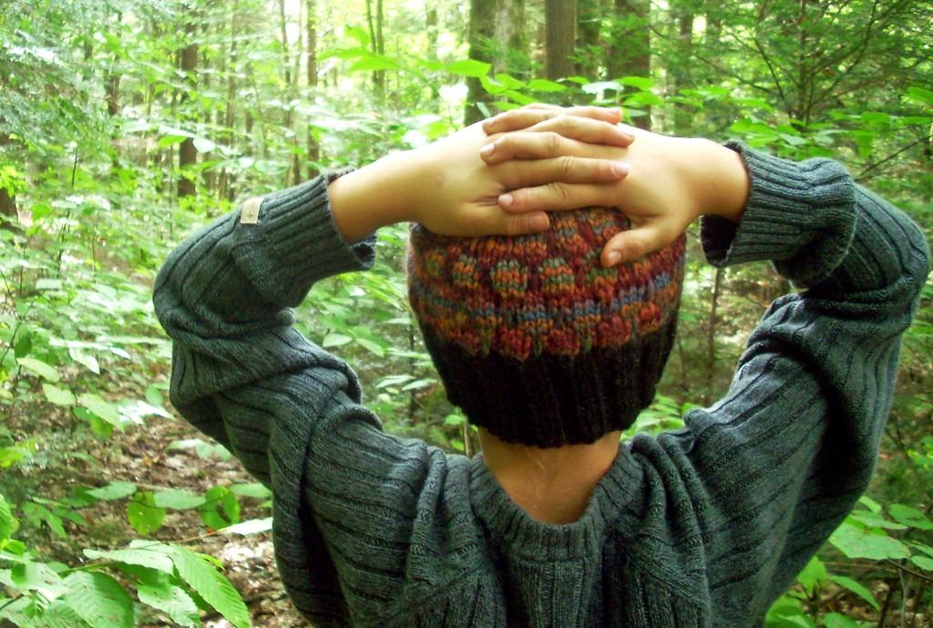 bubble hat