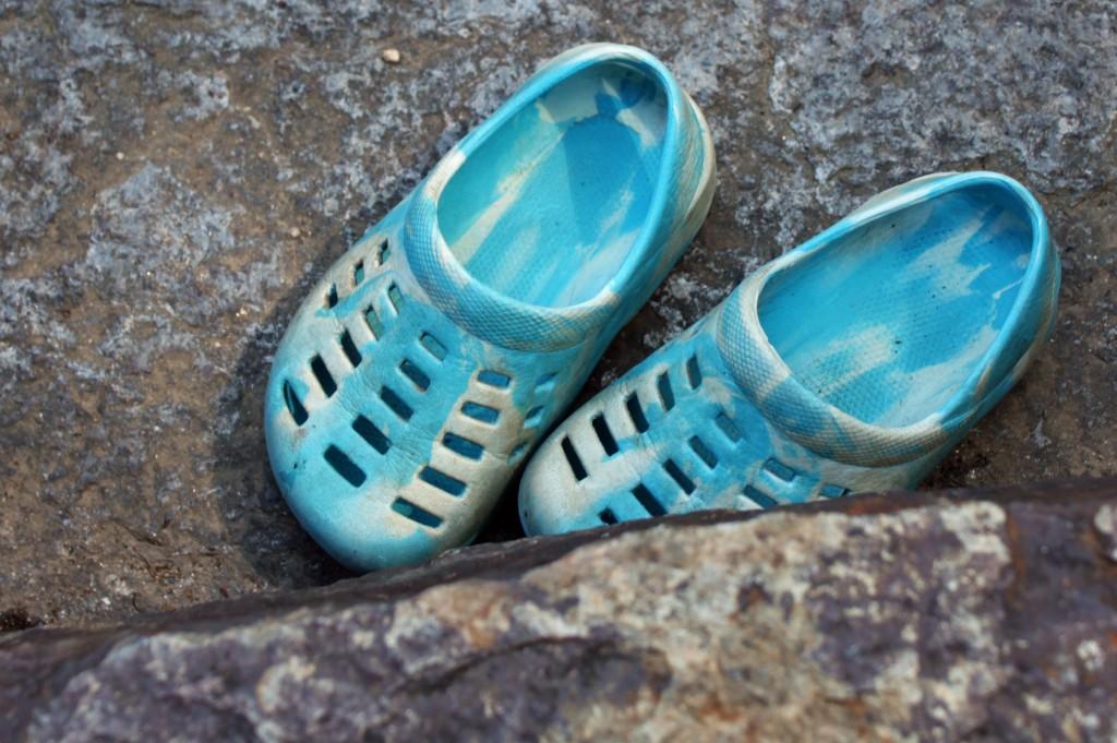 tiny crocs